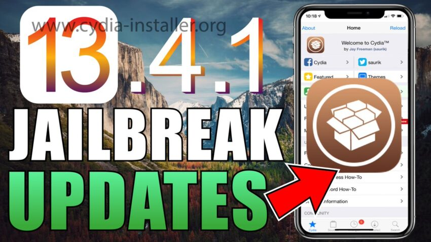 Checkra1n v0.10.1 Released for iOS 13.4 and iOS 13.4.1 Cydia Download