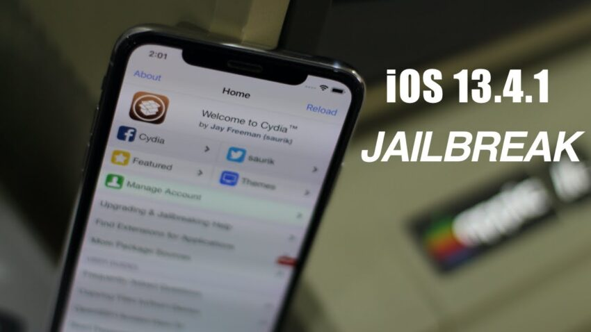 Downgrade iOS 13.4.1